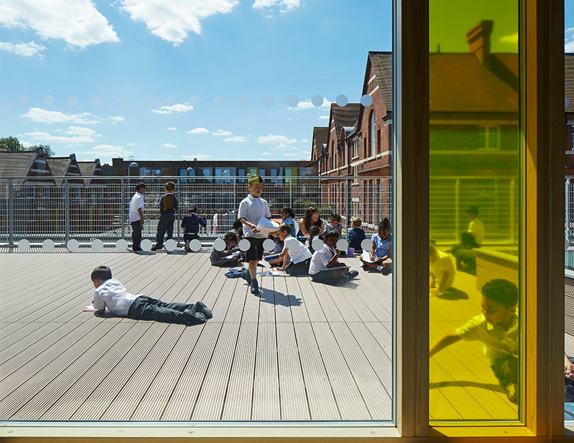 Architype Robert Fitzroy Academy The Uk S Leading