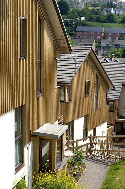 Architype Springhill Co Housing The Uk 39 S Leading