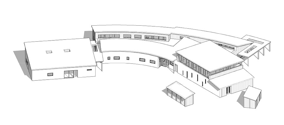 Architype / Staunton-on-Wye Endowed Primary School / The