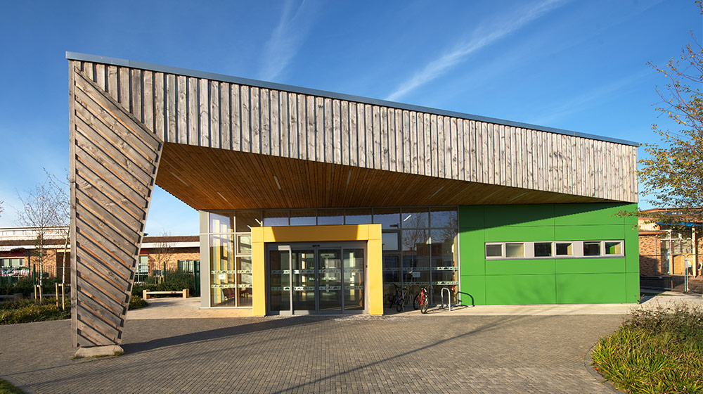 Architype The Willows Primary Special School The UK